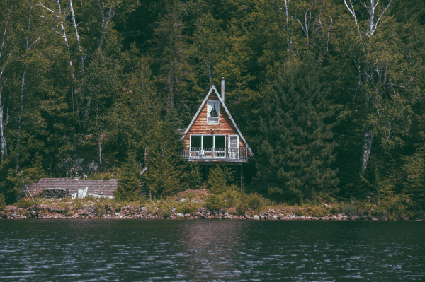 Isolated Chalet photo