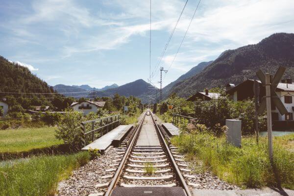 Vintage rails photo