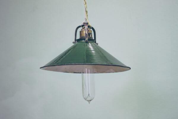 Old lamp photo