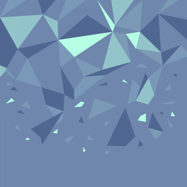 Shattered Polygons vector