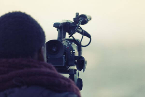 Cameraman photo