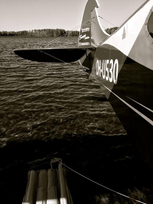 Seaplane photo