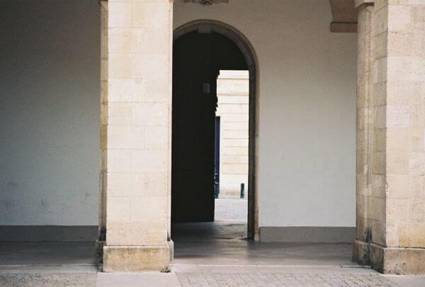Door photo