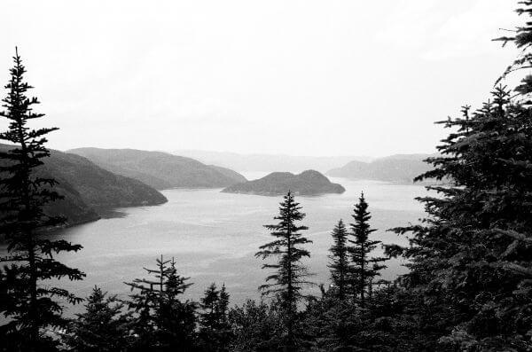 Fjord photo
