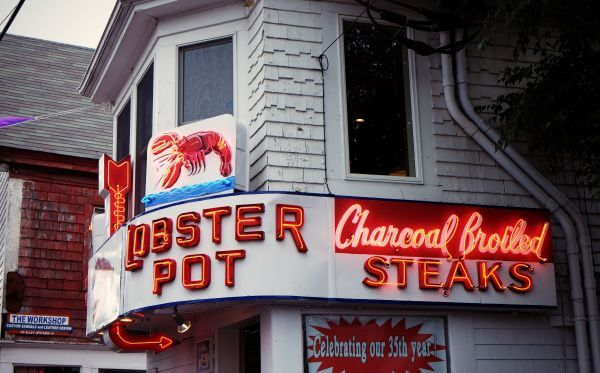 Lobster restaurant photo