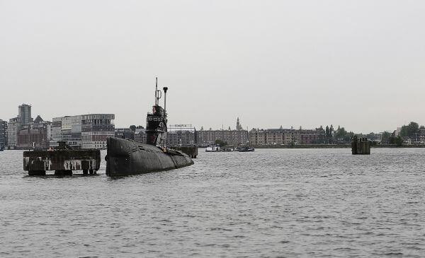 Submarine photo