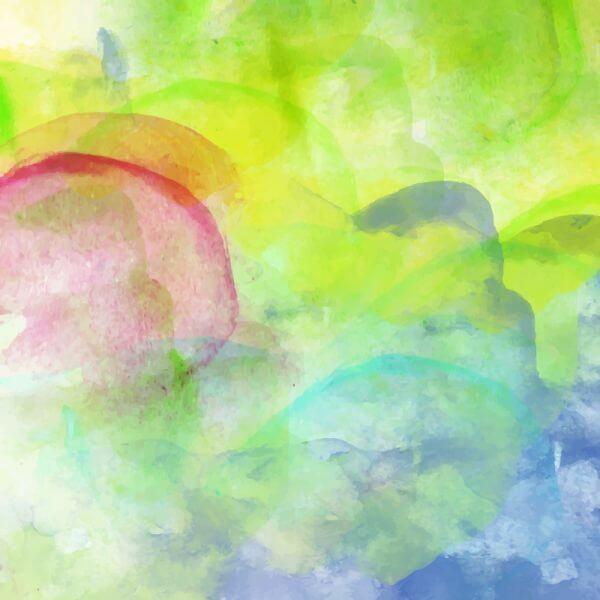 Watercolor illustration vector