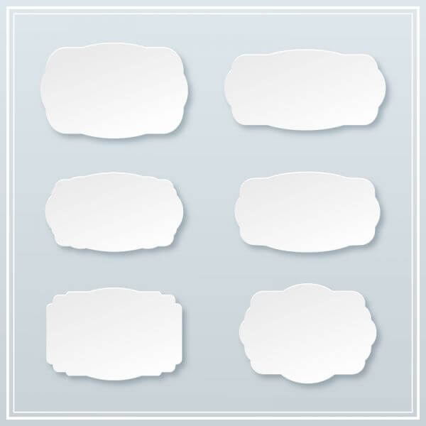 Frames vector set vector