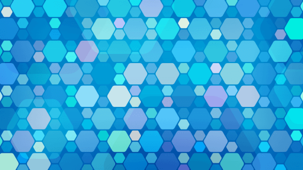 Subtle Hexagons vector