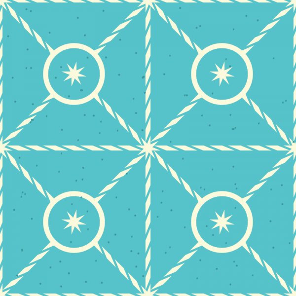 Nautical Pattern vector