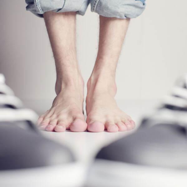 Barefoot photo