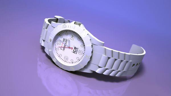 Ice watch photo