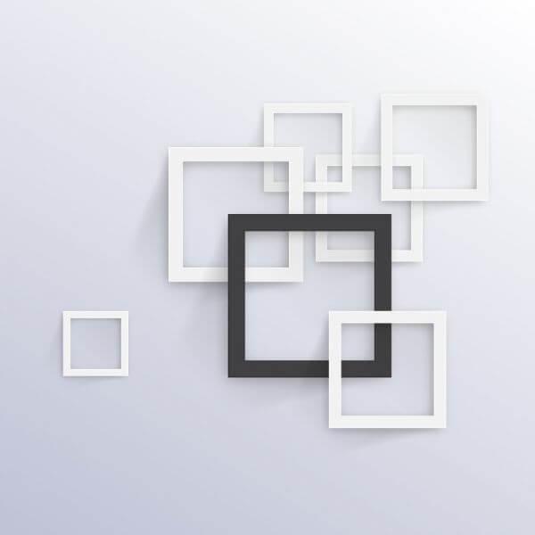 Abstract vector illustration vector