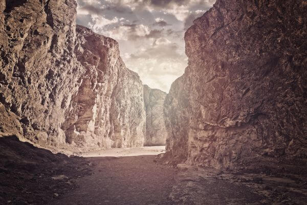 Canyon photo