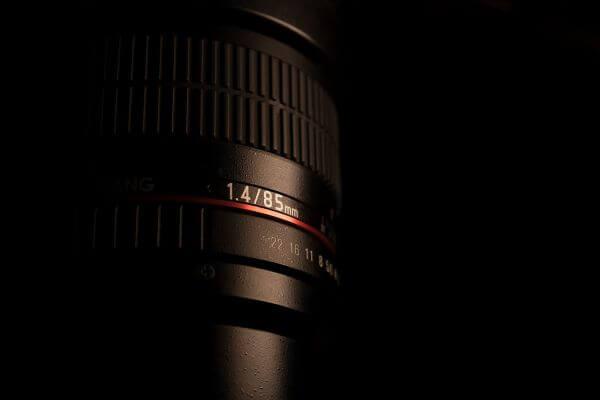 85mm photo