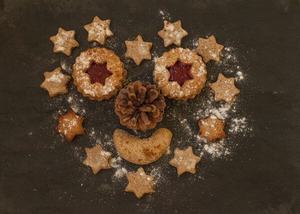 Christmas cookies photo