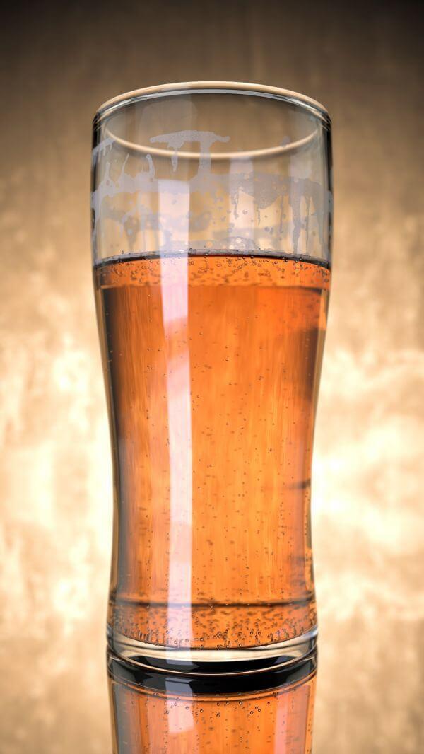 Alcoholic beverage photo
