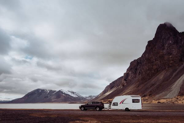 Camping Trip around Iceland photo