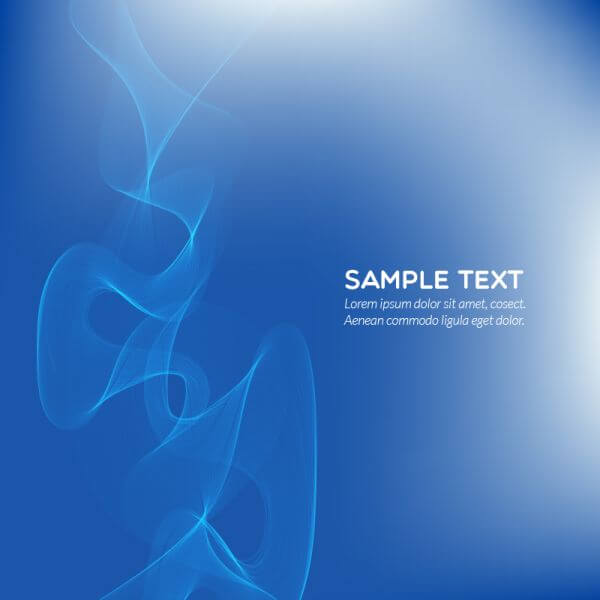Smoke vector illustration vector