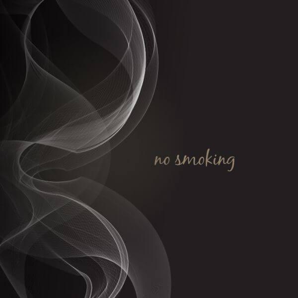 Smoke vector illustration vector