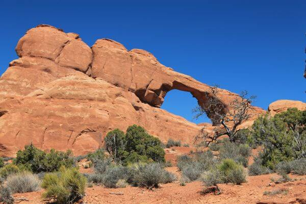 Arch photo