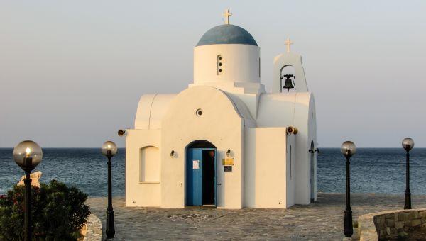 Agios nikolaos church paralimni photo