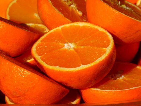 Citrus fruit photo