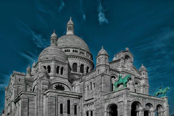 Basilica of the Sacred Heart of Paris photo