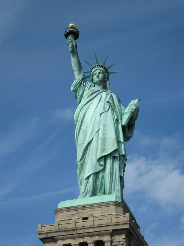 Lady liberty photo