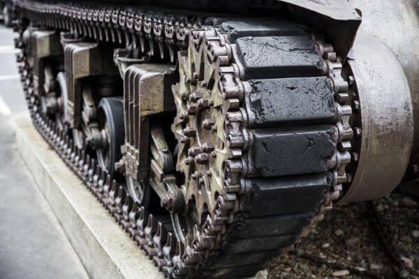 Armored photo