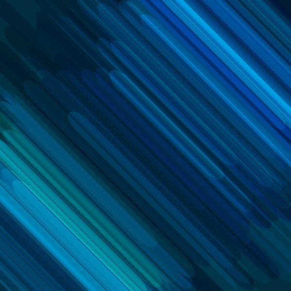 abstract blue ray pattern background vector