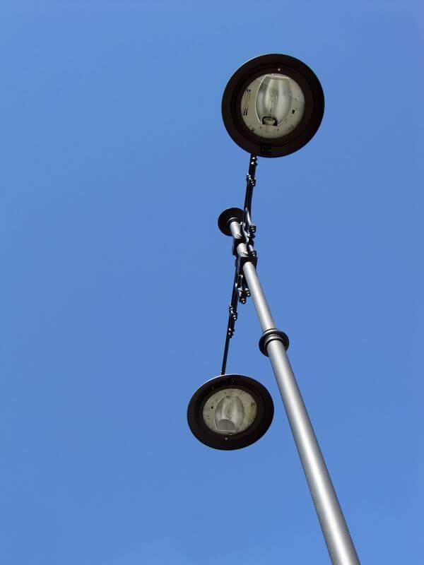 Lamp post photo