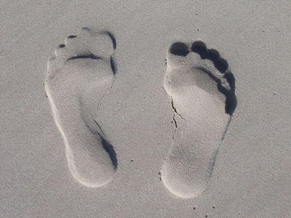 Footmarks photo