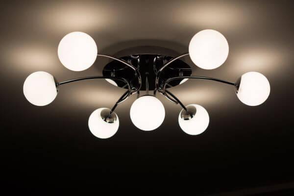 Ceiling lamp photo