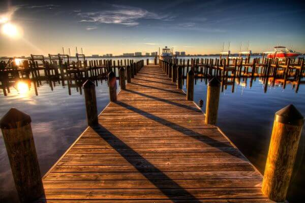 Docks photo