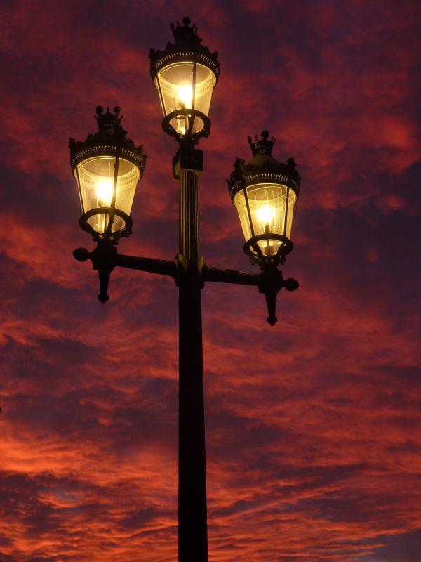 Evening photo
