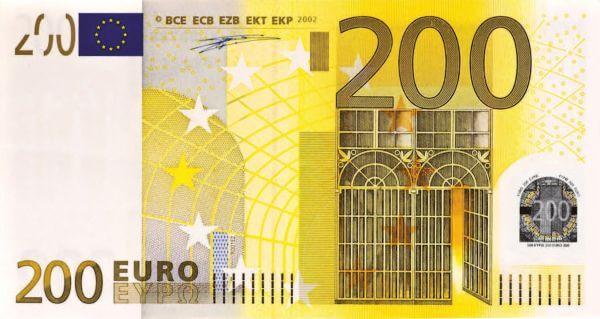 200 euros photo