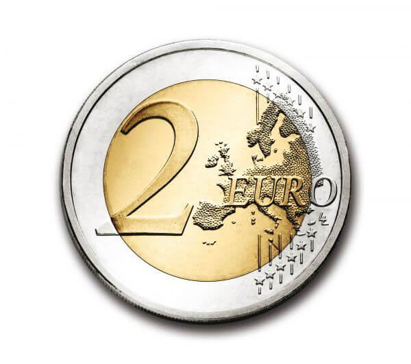 2 euro photo