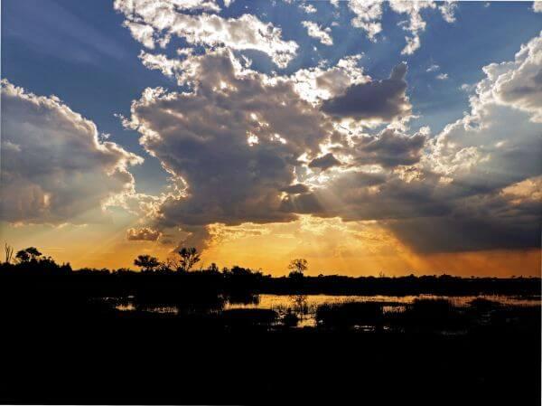 Afterglow photo