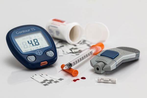 Blood sugar photo