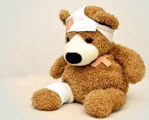 Band-aid photo