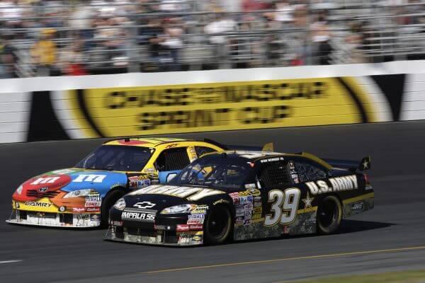 Auto racing photo