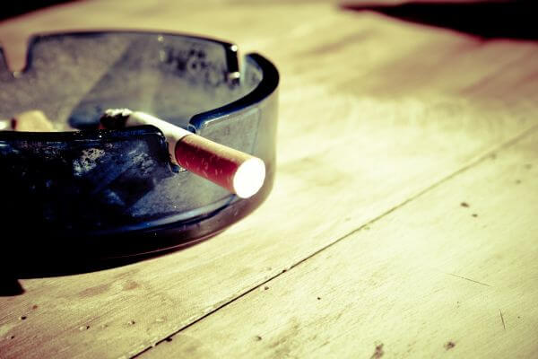 Ashtray photo