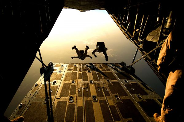 Cargo door photo