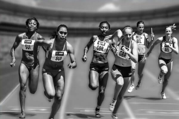 Athletes photo