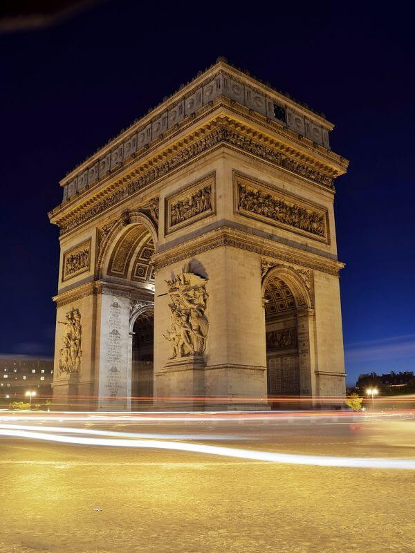 Arc de triomphe de l'étoile photo