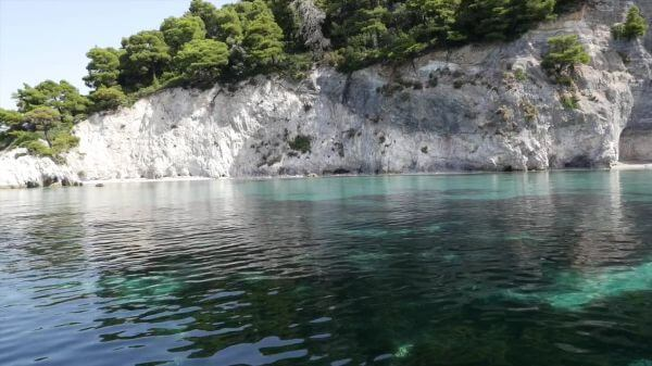 Beach  holiday  greece video