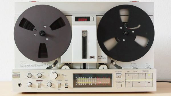 Tape  music  audio video
