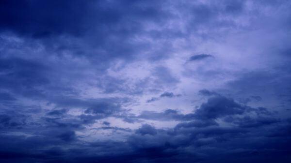 Clouds  sky  blue video