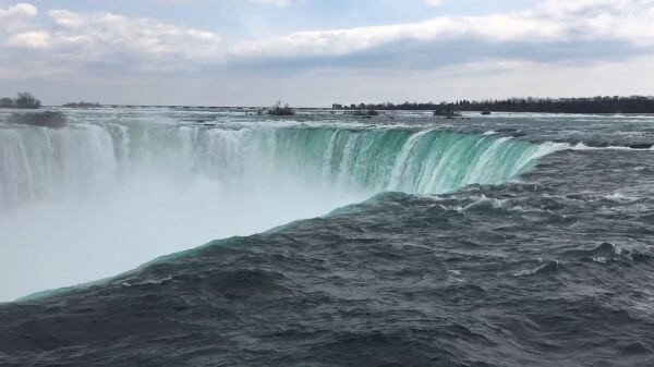 Niagara falls  canada  ontario video